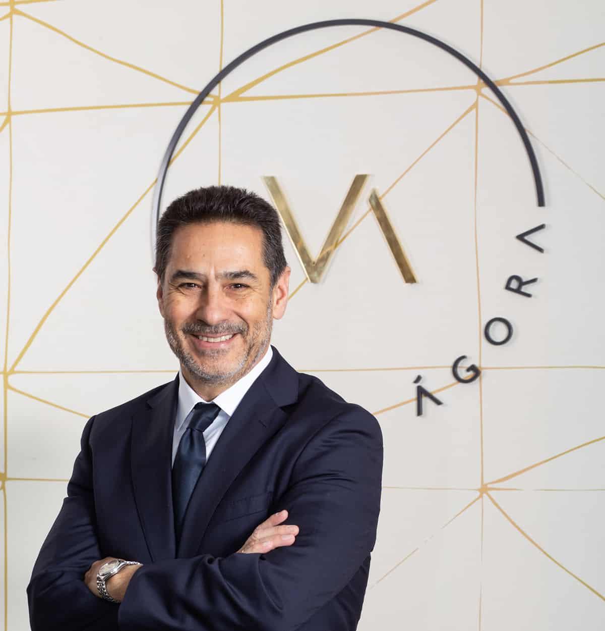 Juan Antonio Gómez Pintado Vía Ágora