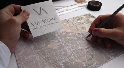 Promotora inmobiliaria Vía Ágora