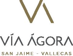 Logo Vía Ágora San Jaime