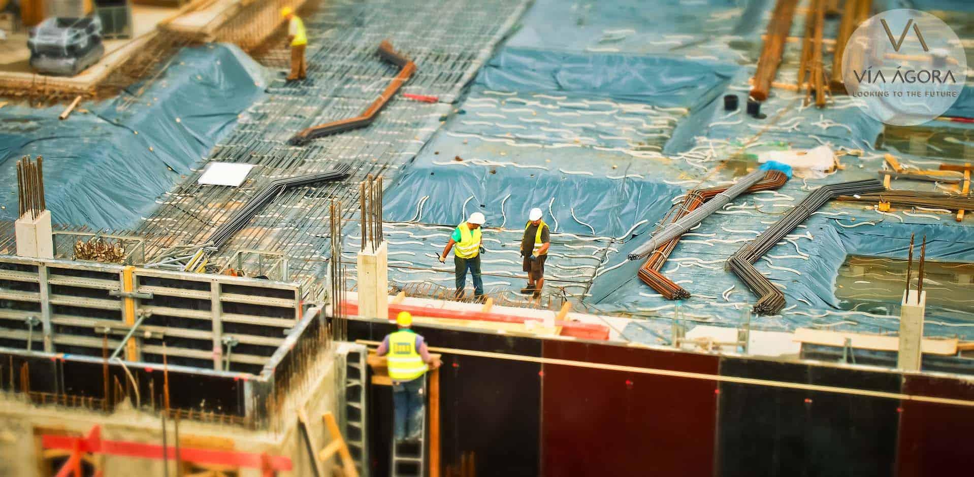 via agora - promotora inmobiliaria - cascos de construcción - 2