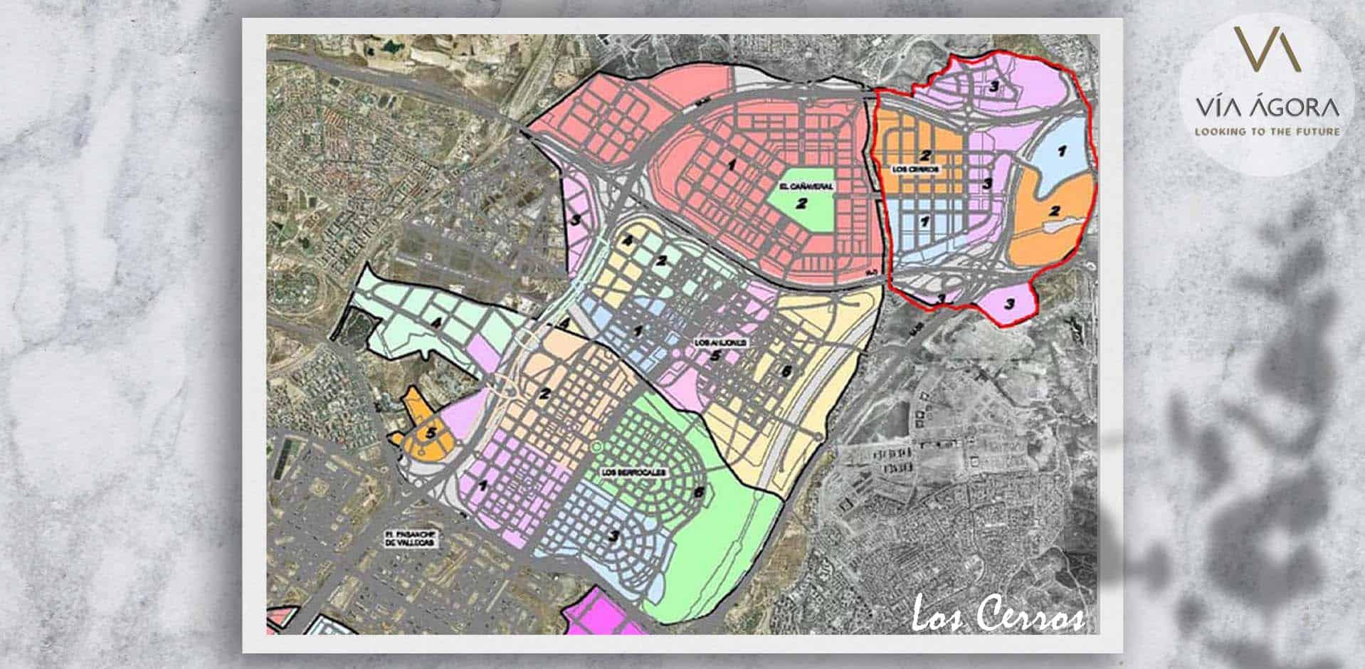 via agora - promotora inmobiliaria - historia suelos - los cerros - 2